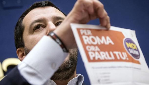 Roma: Salvini, no Bertolaso ok Meloni
