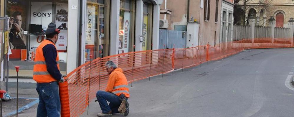Treviglio, attacco «soft» di Forza Italia «Piazza Setti, una grande porcata»