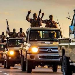 La missione in Libia e la prudenza Usa