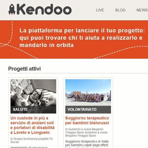 Aiuti Agli Anziani E Ai Bambini Due Nuove Sfide Per Kendoo Cronaca Bergamo