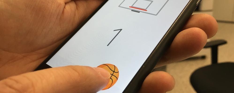 Il basket nascosto in Fb Messenger Ecco come attivare il gioco - Video