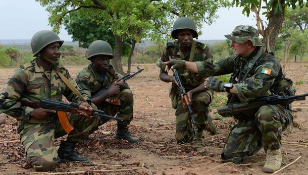 Mali:stanno tutti bene militari italiani