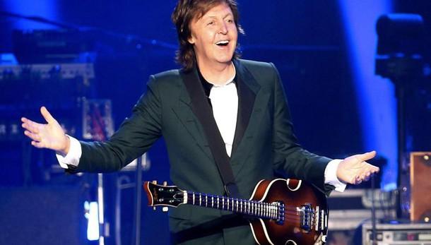 McCartney, azione legale brani Beatles