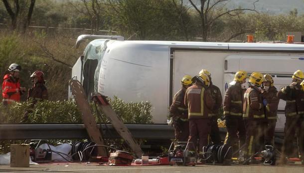 Ragazza genovese tra vittime bus Spagna