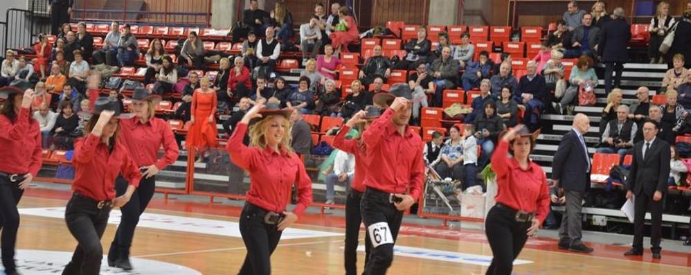 Il ballo country si fa sport - video E Bergamo vince al galoppo