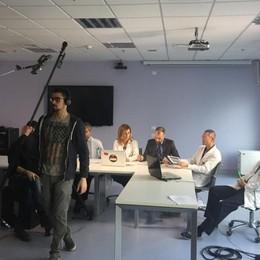 L'ospedale Papa Giovanni come ER É il set di un «medical drama» - Video