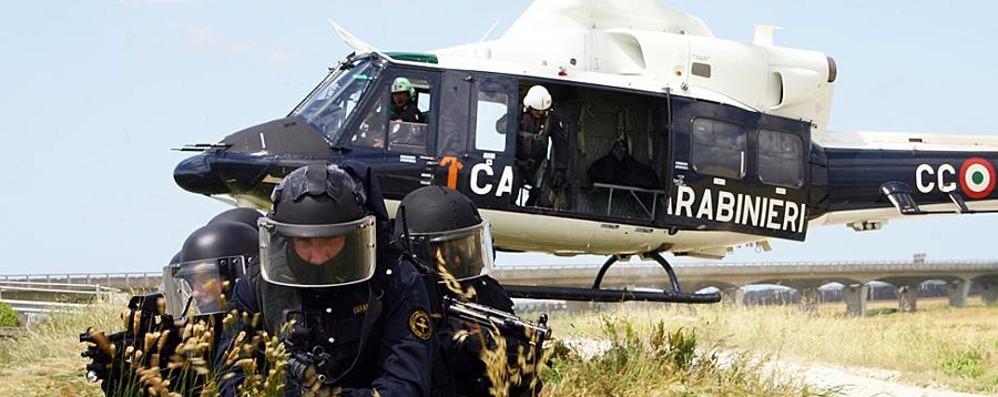 Squadra antiterrorismo a Bergamo È pronta a intervenire 24 ore su 24