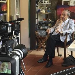Trento Longaretti: il film per i 100 anni Il dvd con L'Eco , guarda il trailer