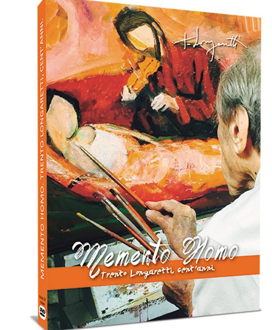 La copertina del dvd
