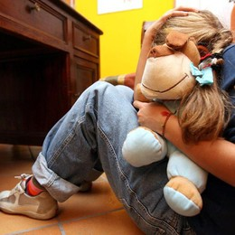 Abusi  su due bambine Condannato a 10 anni