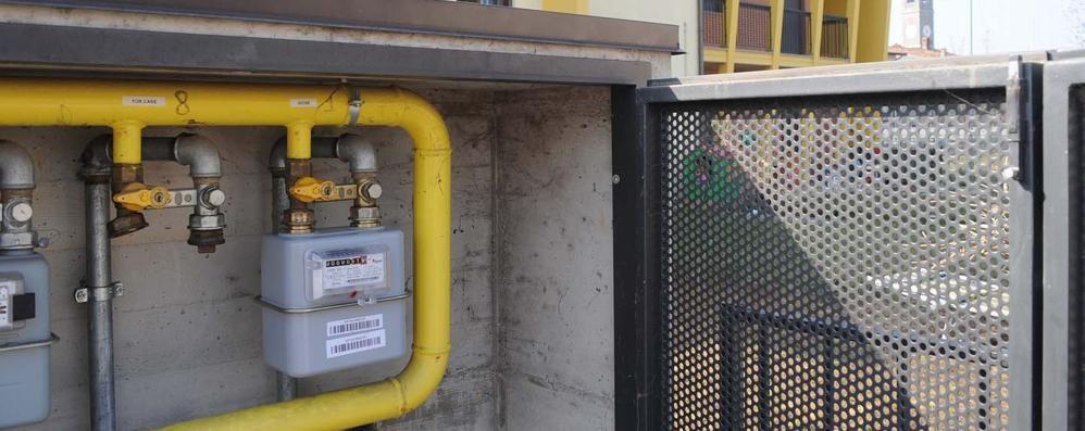 «Cambi il contatore del gas» Ma il sindaco non cade nel tranello