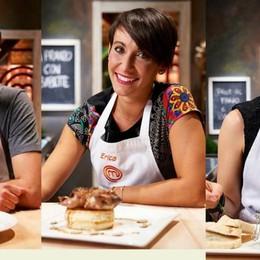 C'è la puntata finale di Masterchef Erica e Alida contro Lorenzo il macellaio