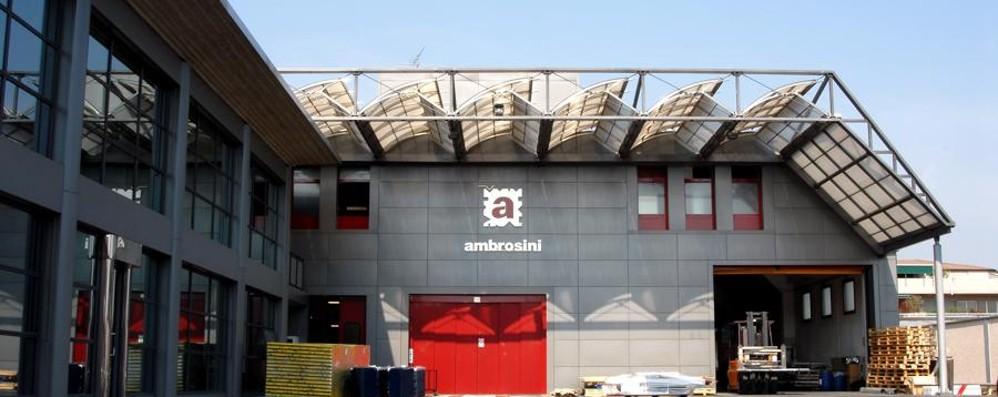 Pareti in alluminio dei Frecciarossa Le costruisce l'azienda  Ambrosini