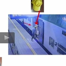 Aveva preso Sara a martellate sul treno  Per il romeno  la «prova dei pantaloni»