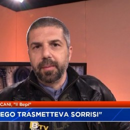 Il Bepi: Diego Rubini trasmetteva il sorriso