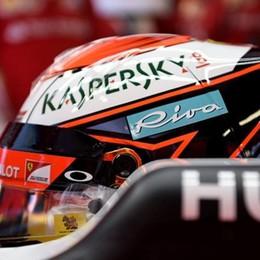 Riva sfreccia con la Ferrari e arriva sui circuiti di Formula 1