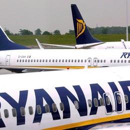 Ryanair: «Aerei a emissioni ridotte nella nostra flotta dal  2019»