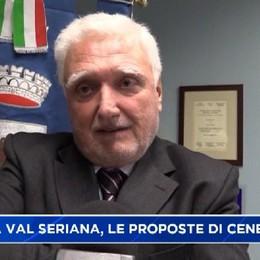 Strada Val Seriana, le proposte di Cene