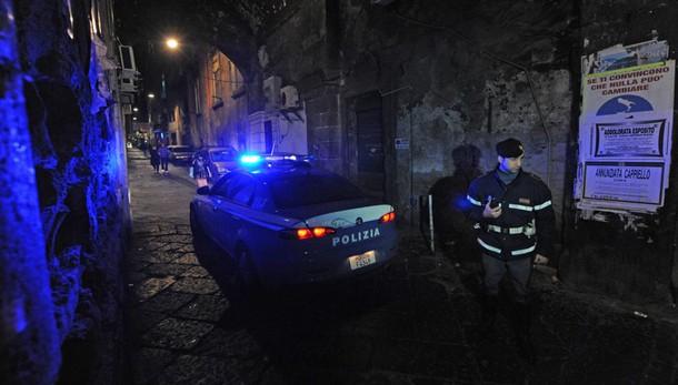 Agguatoi a Napoli, ucciso pregiudicato