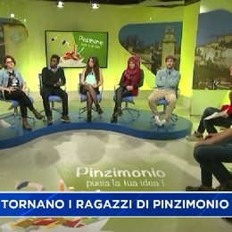 BergamoTv, tornano i ragazzi di Pinzimonio. Questa sera si parla di integrazione