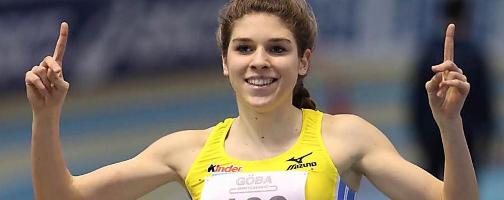 Marta Zenoni, che gara ad Ancona La corona dei 1.500 è conquistata