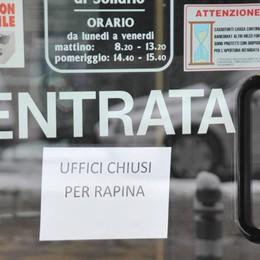 Rapinò banca a Vipiteno Bergamasco scoperto dopo 7 anni