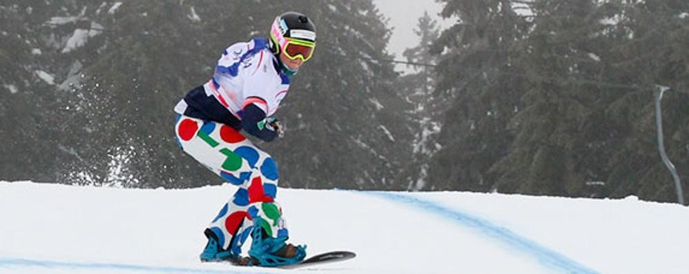 Snowboard: Moioli perde la testa Cade in finale ed è scavalcata in Coppa