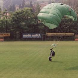 Pronti al lancio? Inizia il corso di paracadutismo