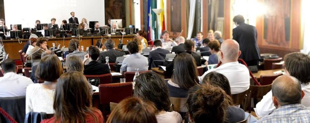 Palafrizzoni, minoranze sull'Aventino «Basta con l'Ufficio di Presidenza»