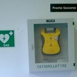 Più sicurezza, due defibrillatori  Soccorso urgente a Villa d'Ogna
