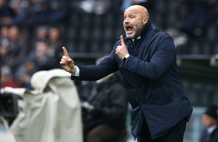 Stefano Colantuono, mister dell'Udinese