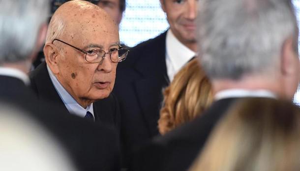 Libia: Napolitano, solo se si è chiamati