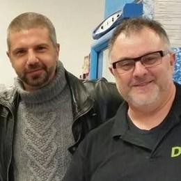 Val Seriana, addio a Diego Rubini Il dolore degli studenti e dei fan del Bepi