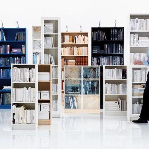 Morto il signor billy di ikea lundgren invent la for Billy libreria