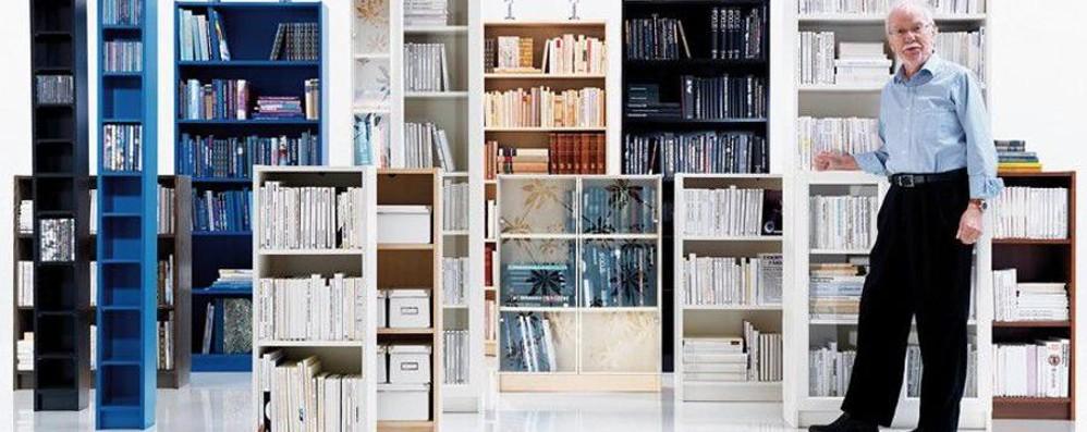 Morto il signor billy di ikea lundgren invent la - Ikea libreria billy ...