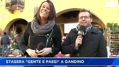 Gente e Paesi, tappa a Gandino per la fiera di San Giuseppe