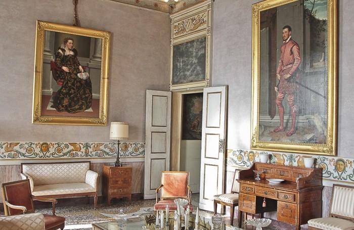 I dipinti di Gian Battista Moroni a Palazzo Moroni