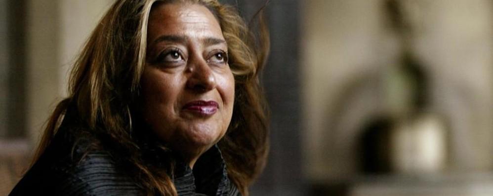 Enrico Baleri ricorda Zaha Hadid «L'archistar delle sorprese»