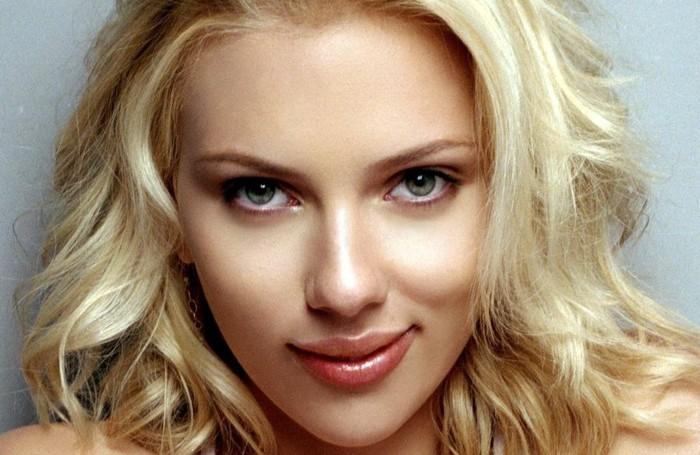 La vera Scarlett Johansson