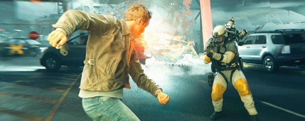 Quantum Break: la serie TV  incontra il videogioco
