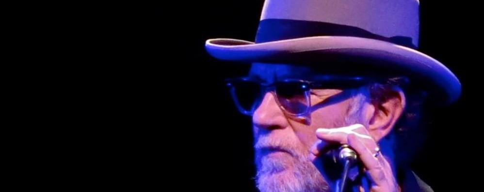 De Gregori canta Dylan al Creberg «Il punto di riferimento più importante»