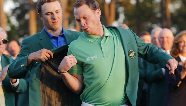 Golf:Spieth crolla,Willett vince Augusta