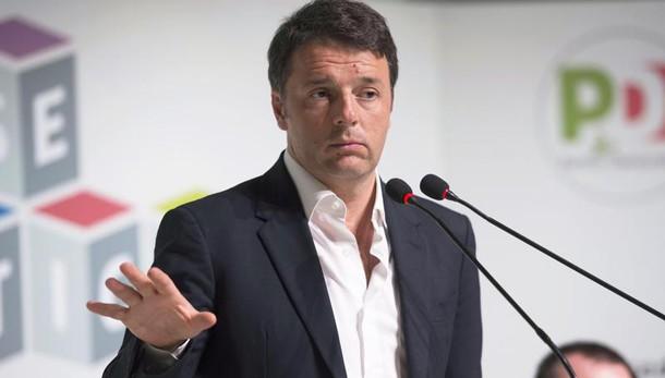 Renzi, spiace assenza opposizioni