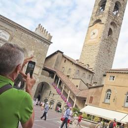 Bergamo, numeri record per il turismo Nel 2015 due milioni di pernottamenti
