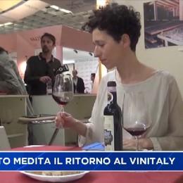 Moscato di Scanzo medita il ritorno al Vinitaly. Gemellaggio con il Valcaplepio possibile?