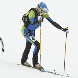 Sci alpinismo: per Lanfranchi e Boffelli cavalcata d'argento sul Monte Rosa