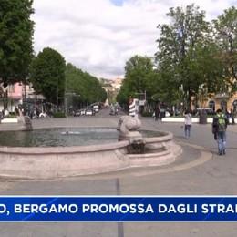 Turismo, Bergamo promossa dagli stranieri anche se non parliamo le lingue