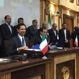 Vitali, opere da 70 milioni in due aeroporti iraniani - Video