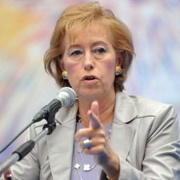 Letizia Moratti nominata presidente del Consiglio di gestione di Ubi Banca