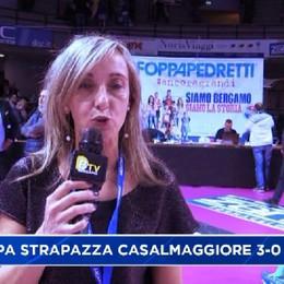 Play off, Foppa perfetta batte Casalmaggiore 3-0